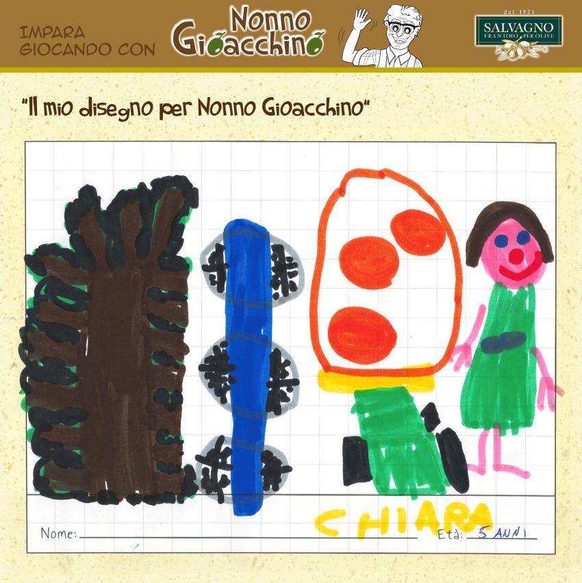 116 Chiara 5 anni