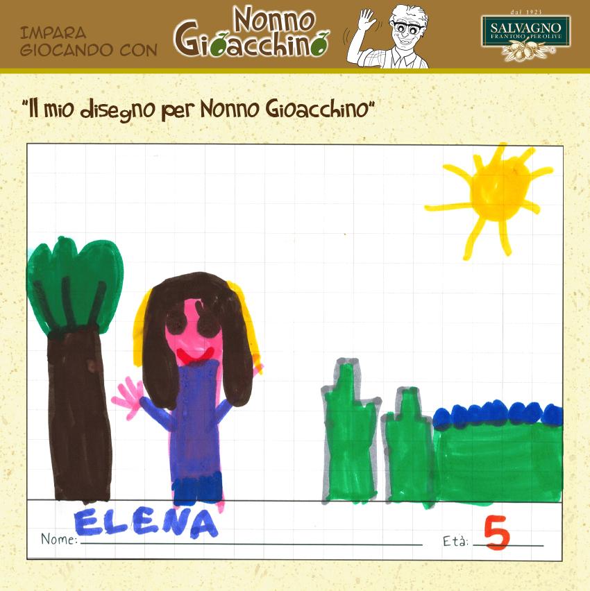 84 Elena 5 anni