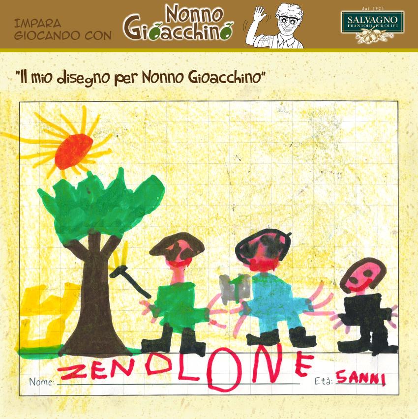 92 Zenolone 5 anni