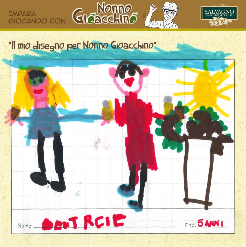 97 Beatrice 5 anni