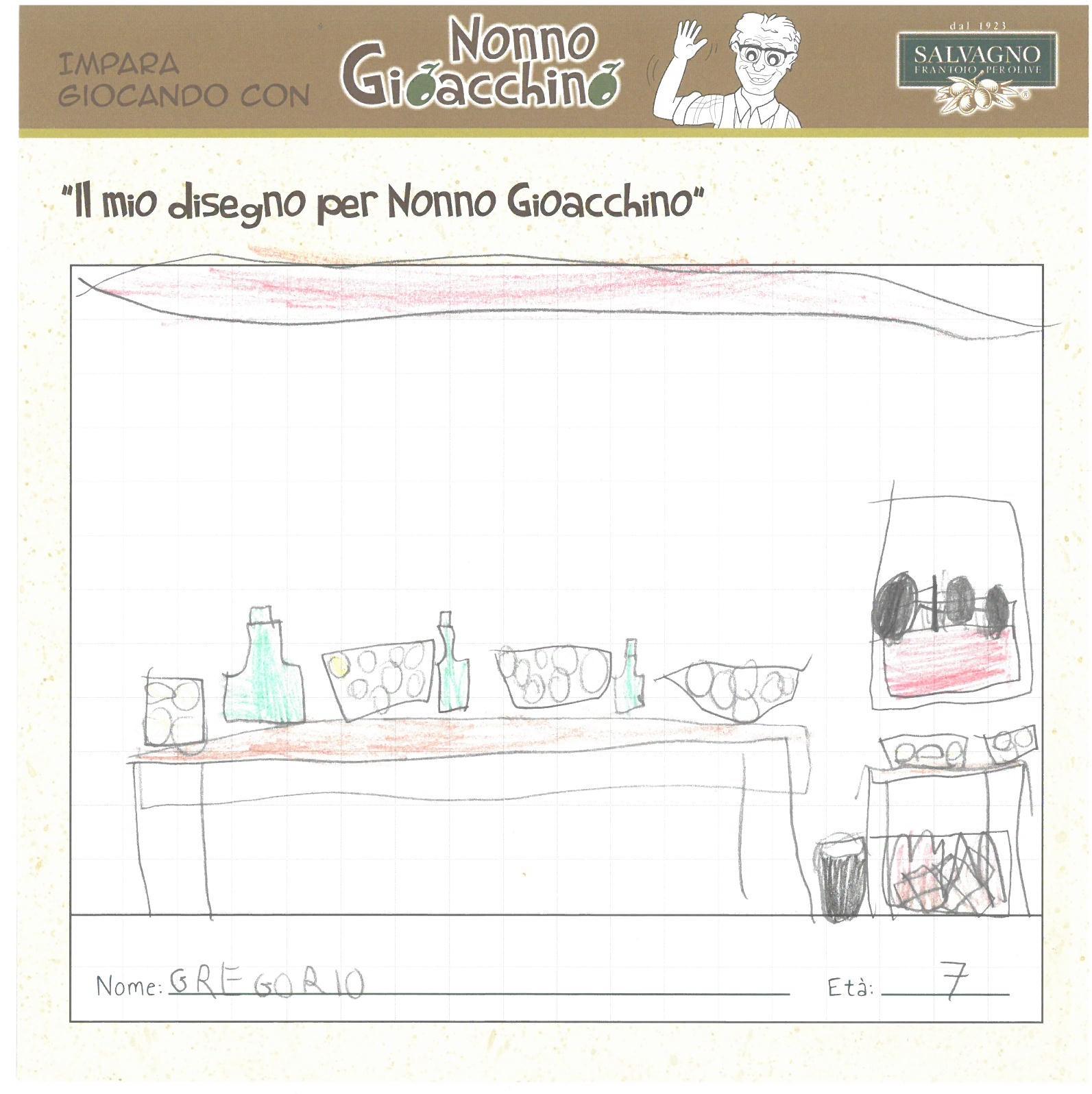 GREGORIO 7