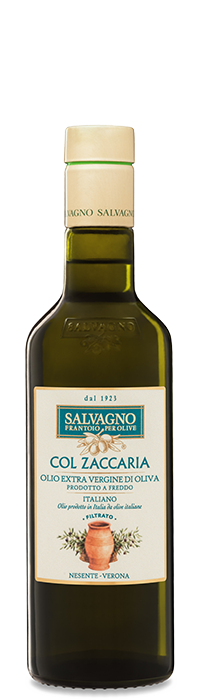 Immagine Col Zaccaria Extra virgin olive oil small bottle
