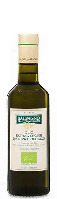 """Immagine Olio extravergine di oliva """"Biologico"""" bottiglia piccola"""