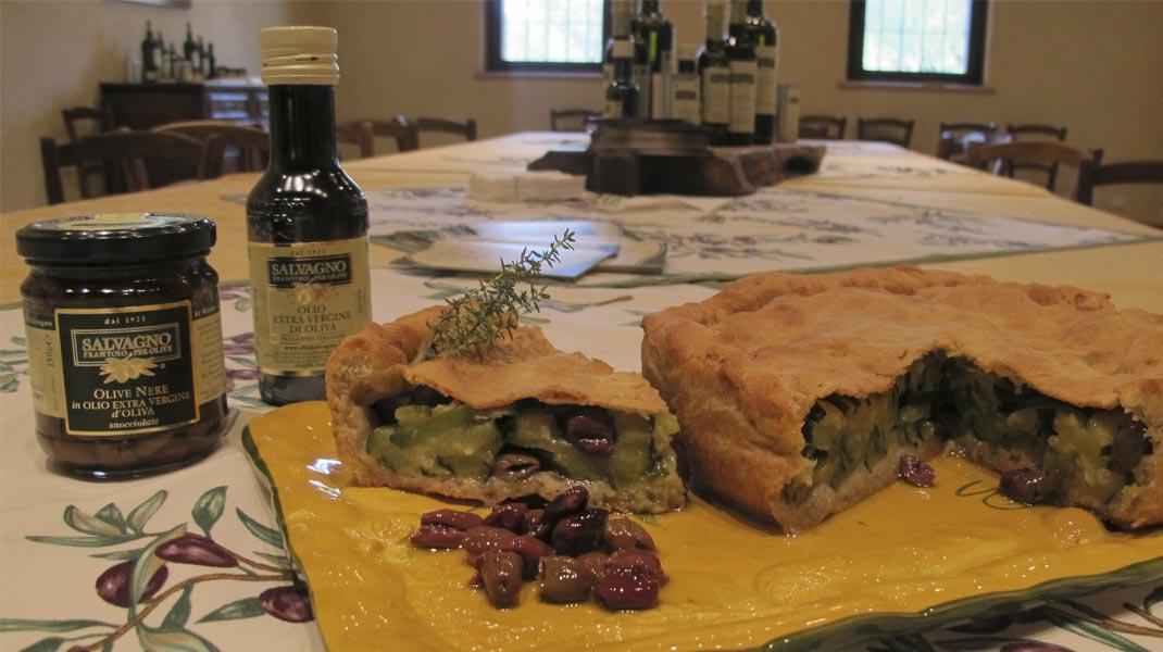 torta-salata-vegana-zucchine-olive