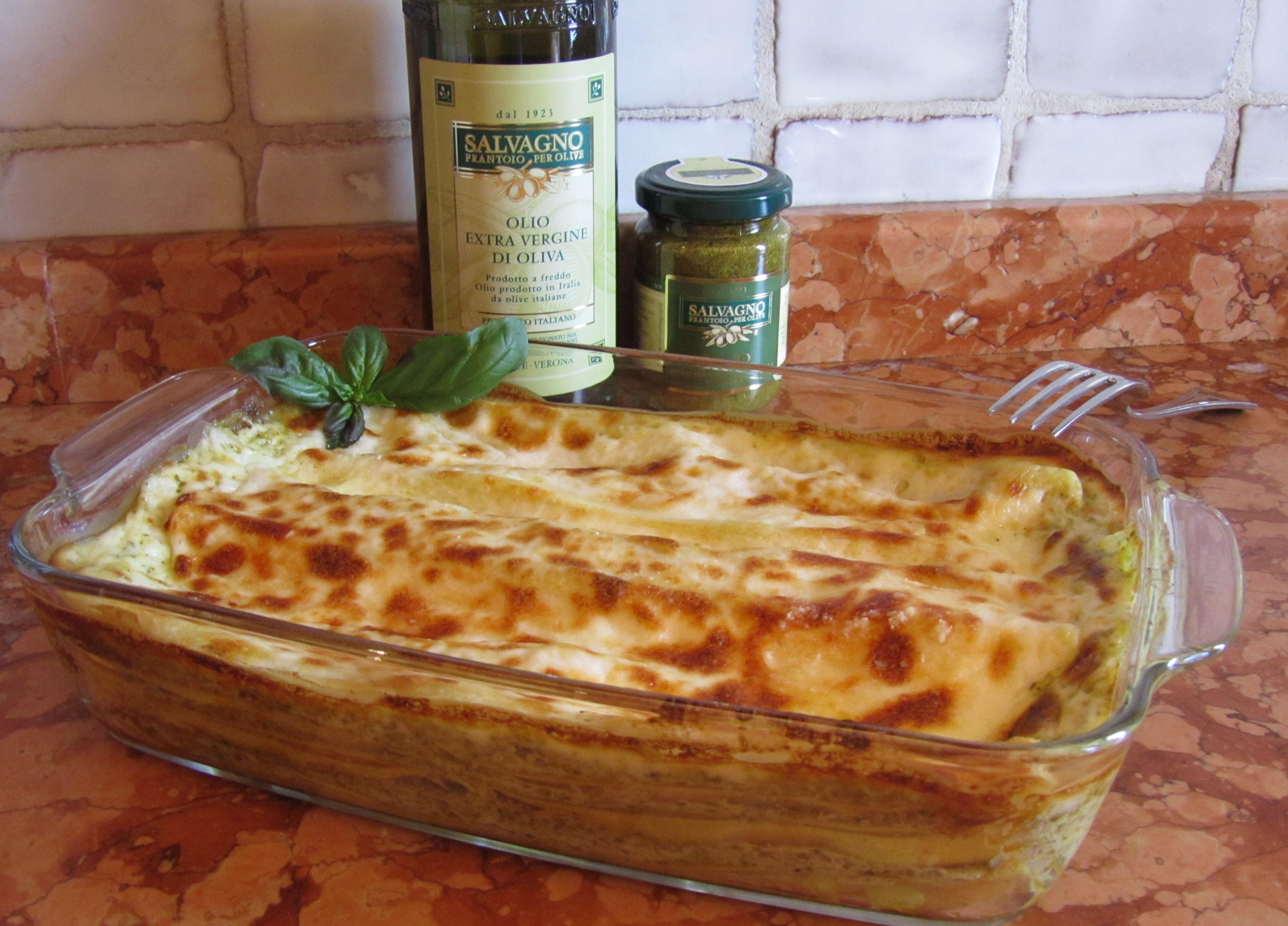 lasagna web